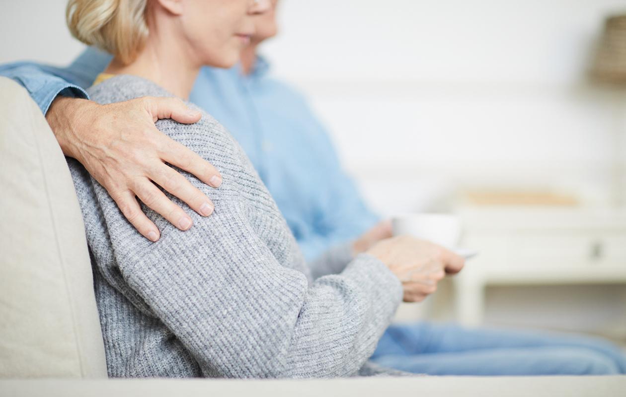 Läheisten tuki on kroonisen kivun kanssa elävälle äärimmäisen tärkeää.