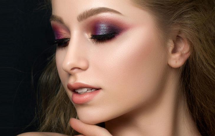 Syksyn meikkitrendi: Liila silmämeikki