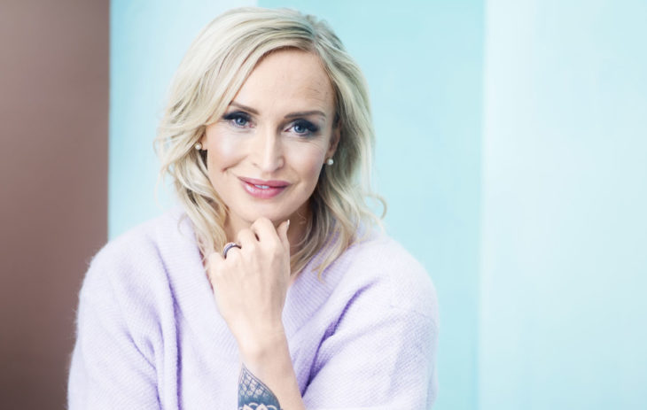 """Tantraseksin Juha Rouvisen kanssa löytänyt Jutta Gustafsberg: """"Seksielämäni on nelikymppisenä parempaa kuin koskaan"""""""