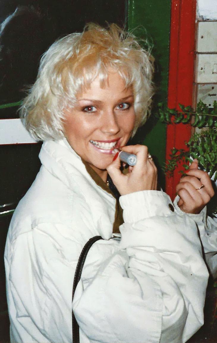 Helena Ahti-Hallberg asui 30 vuotta sitten Lontoossa.