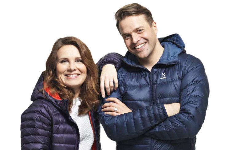 Pirjo Heikkilä ja Kimmo Ohtonen