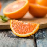 Appelsiini on hyvä C-vitamiinin lähde.