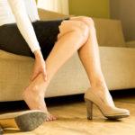 Kun jalkoja särkee, on syytä selvittää, voiko kyse olla suonikohjuista.
