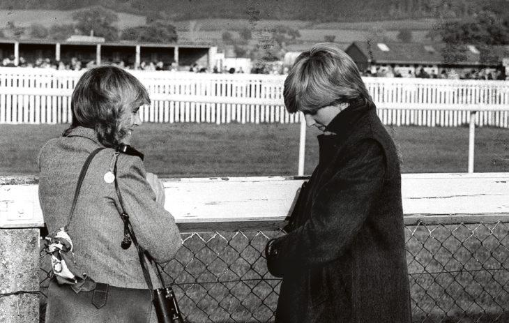 Camilla Parker-Bowles ja Lady Diana Spencer