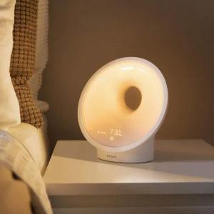 Philips Somneo wake-up light herätysvalo
