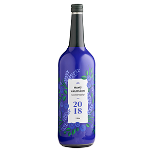 Hans välimäen mustikka-laventeli vuosikertaglögi 2018