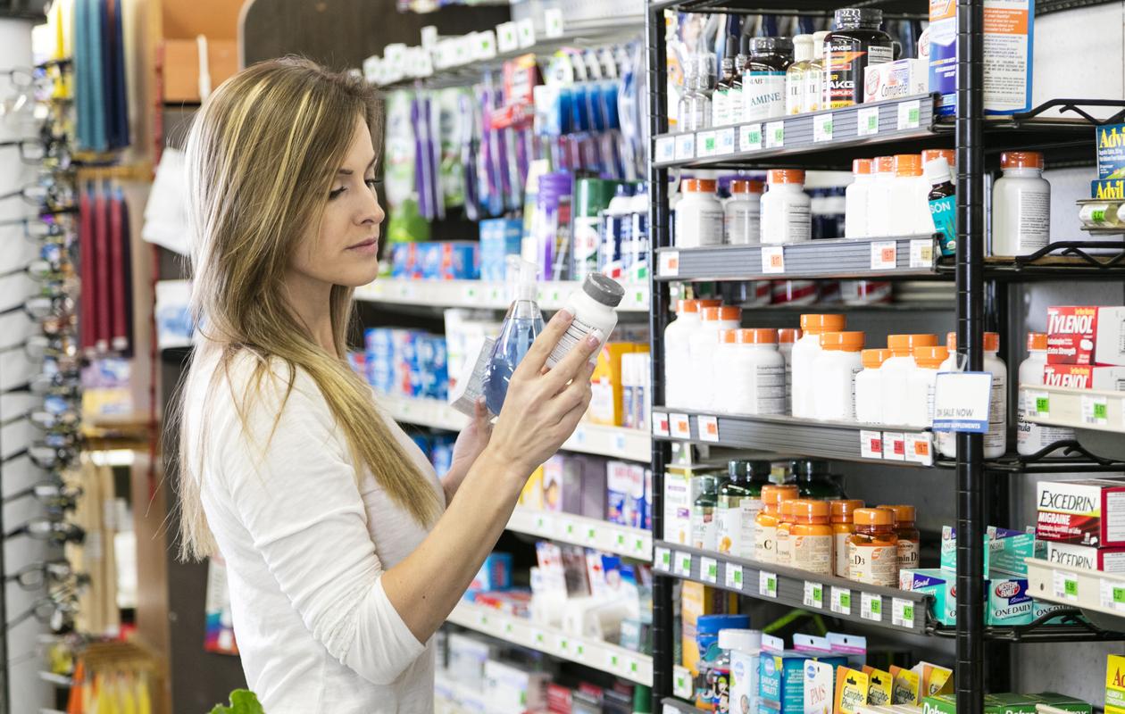 Mitä vitamiineja nainen tarvitsee?