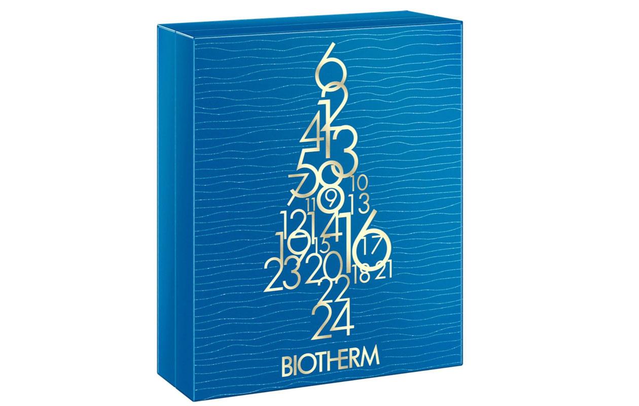 Biotherm Joulukalenteri