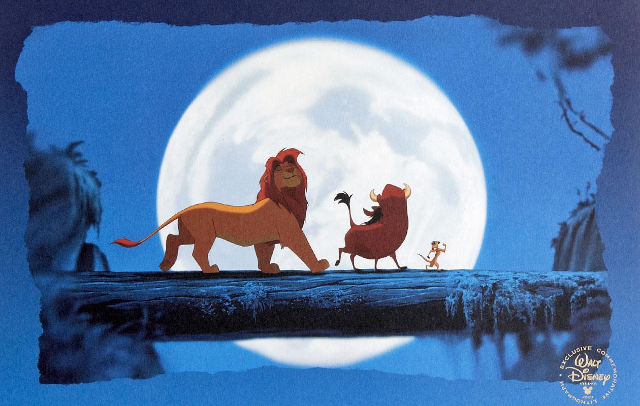 Leijonakuningas-elokuva oli oikea kassamagneetti vuonna 1994.