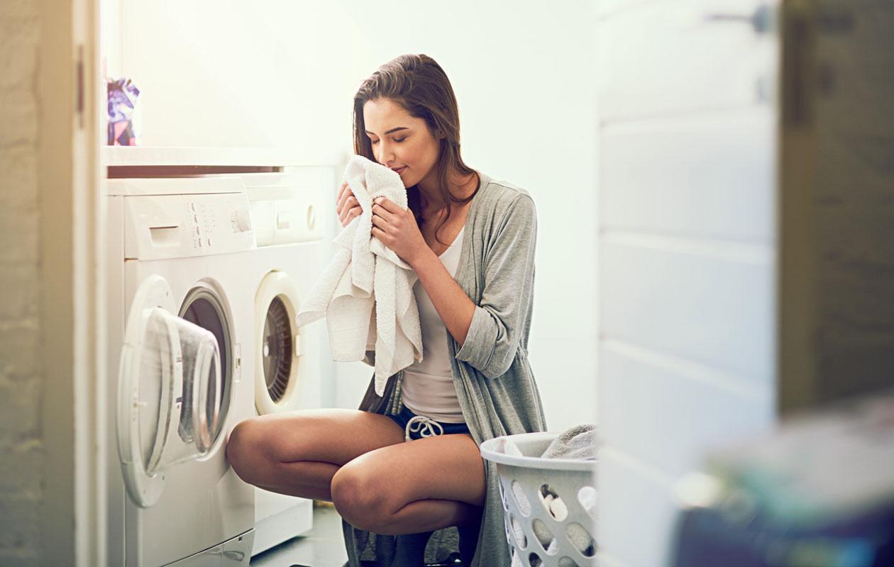Pesulämpötilat ovat tärkeitä pyykinpesussa.