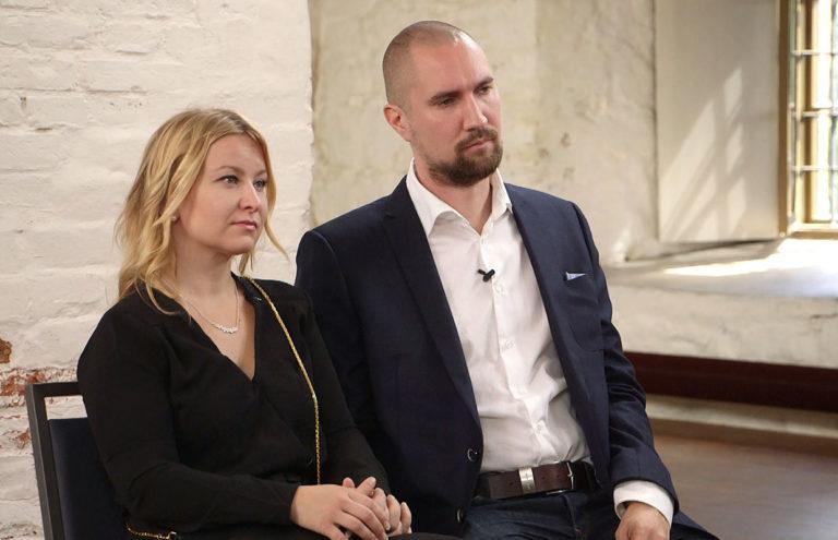 Ensitreffit alttarilla -pari Miina ja Heikki ovat onnellisesti yhdessä ja se näkyy myös parin sometileiltä.