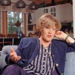 """""""Maanmahtava mamma"""" eli Elisabeth Rehn Annassa 1990-luvun puolivälissä."""