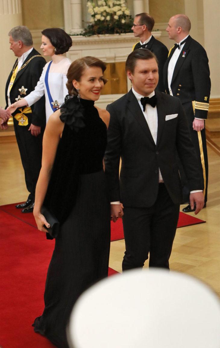 Eero Milonoff Linnan juhlat 2018