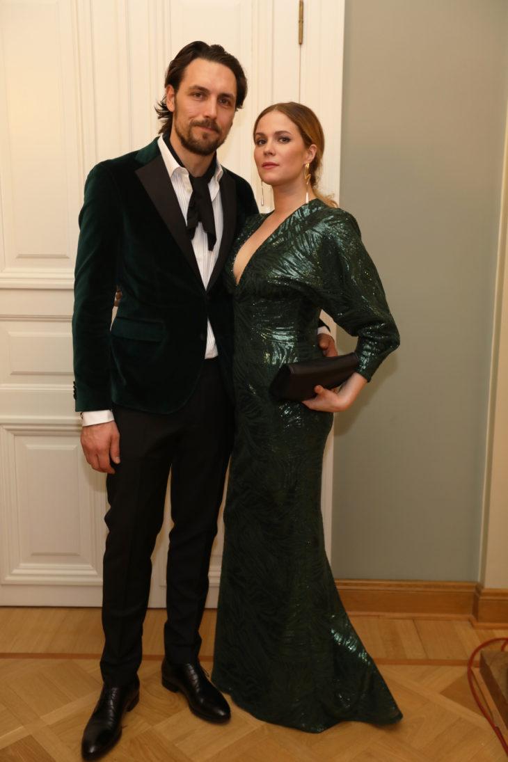 Pihla Viitala ja Alexander Schimpf