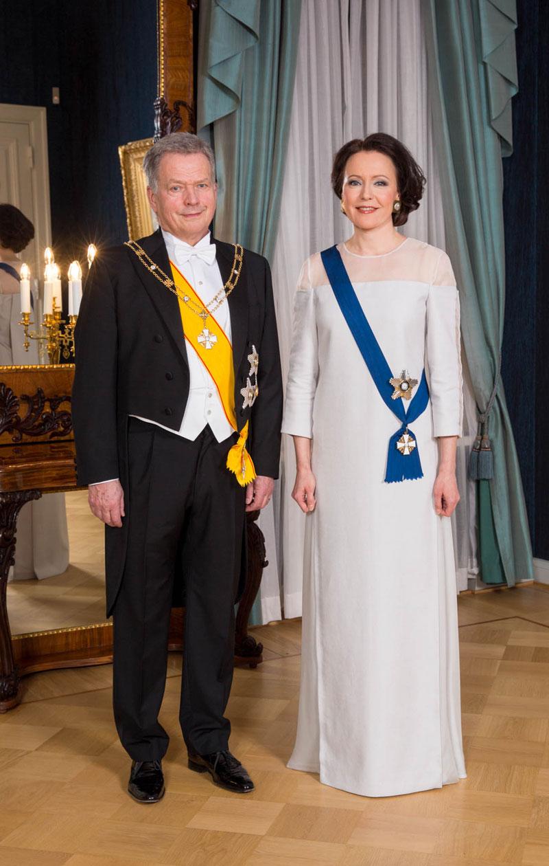 Itsenäisyyspäivän vastaanotto 6.12.2018  Kuva: Juhani Kandell/Tasavallan presidentin kanslia