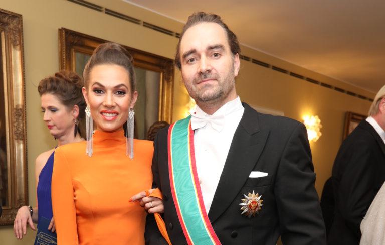 Krista Paasi ja Mikko Paasi