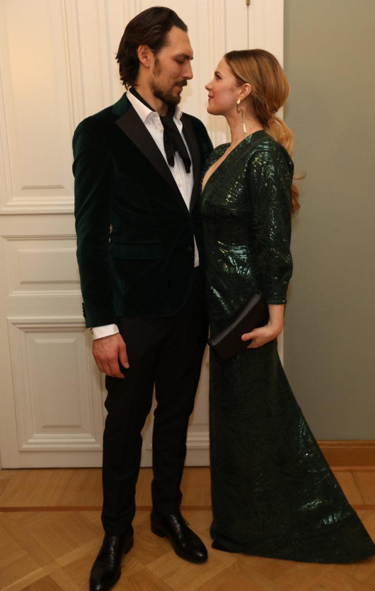 Pihla Viitala ja Alex