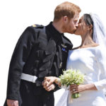 """Meghanin ja Harryn toukokuisissa satuhäissä vallitsi rakkaudentäyteinen ja vapautunut tunnelma. Kun Meghan saapui Windsorin linnan vihkikappelissa puolisonsa viereen, prinssi Harryn huulilta saattoi lukea sanat: """"näytät uskomattomalta""""."""