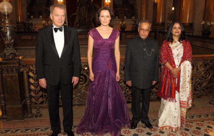 Intian presidentin Pranab Mukherjeen valtiovierailu Suomeen 14.-16. lokakuuta 2014. Copyright © Tasavallan presidentin kanslia