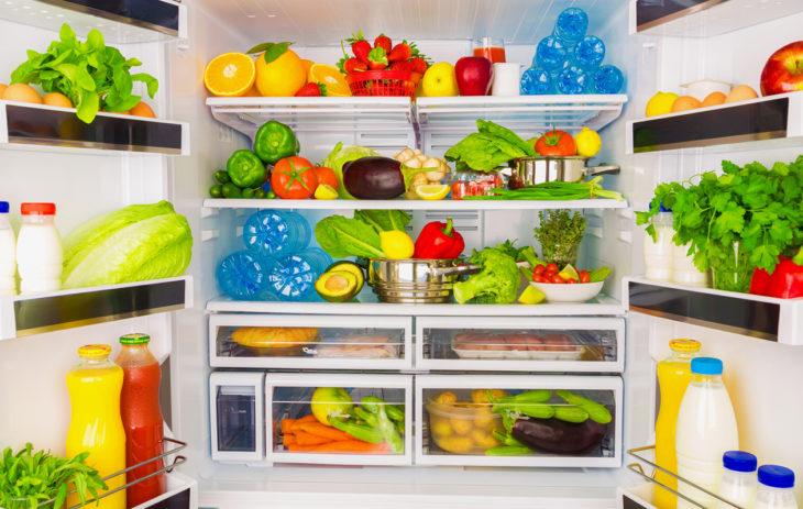 ruoat, jotka eivät kuulu jääkaappiin