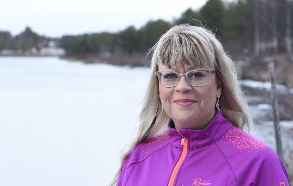 Iissä, Pohjois-Pohjanmaalla, asuva Hanna Maaria Ikonen oli vielä puolitoista vuotta sitten rapakunnossa. Maaliskuussa 2019 hän aikoo hiihtää 80 kilometriä Oulun Tervahiihdossa.