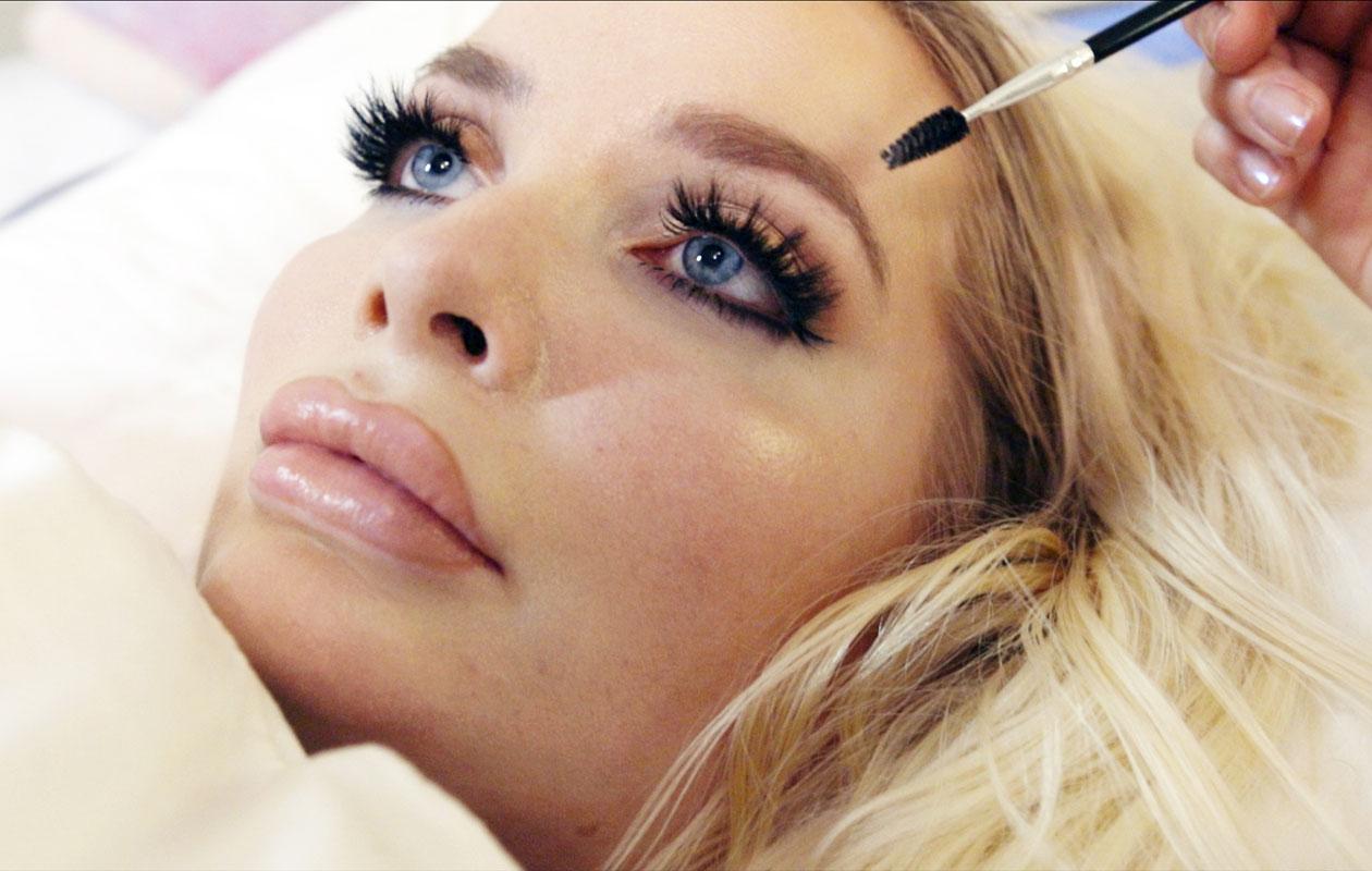 Jasmin Britney Koskiranta on Star Shaped Scar -dokumentin päähenkilö. Kuva: Teemu Soikkeli