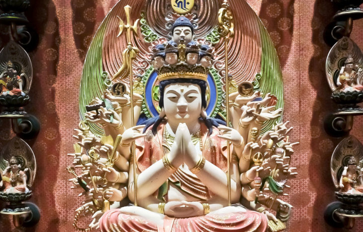 singapore buddha