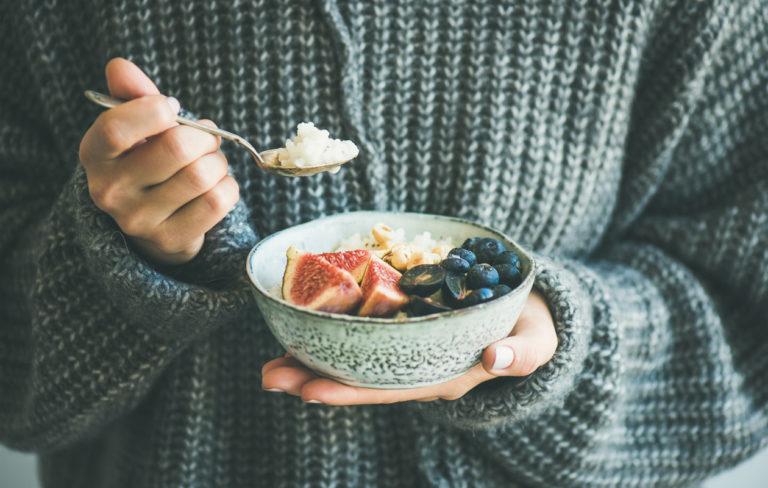 Kehon matala-asteista tulehdusta voi hillitä ruoalla.