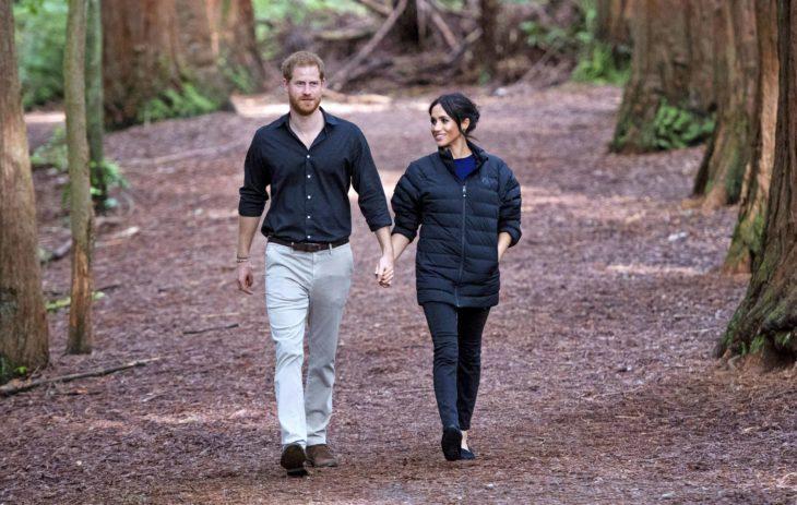 Herttuatar Meghan ja prinssi Harry