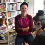 Taide on yksi sarjakuvataiteilija Kaisa Lekan henkirei'istä.