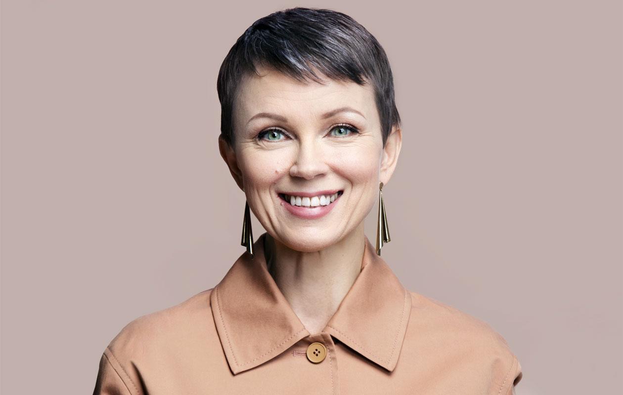 Katariina Souri kertoi Annalle tammikuussa, miten vaihdevuodet vaikuttivat hänen hyvinvointiinsa.