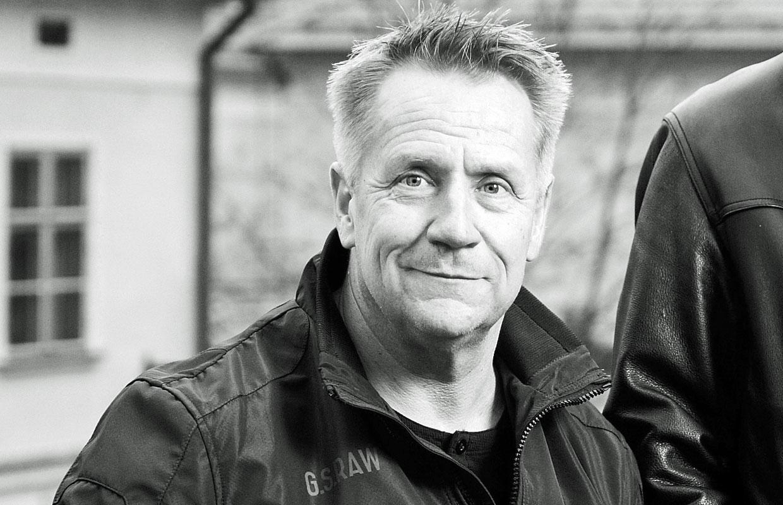 Olli Lindholm kuoli yllättäen 12.2.2019.