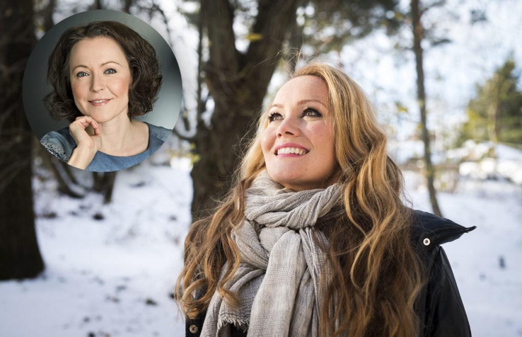 Marja Hintikka haluaisi haastatella Jenni Haukiota.