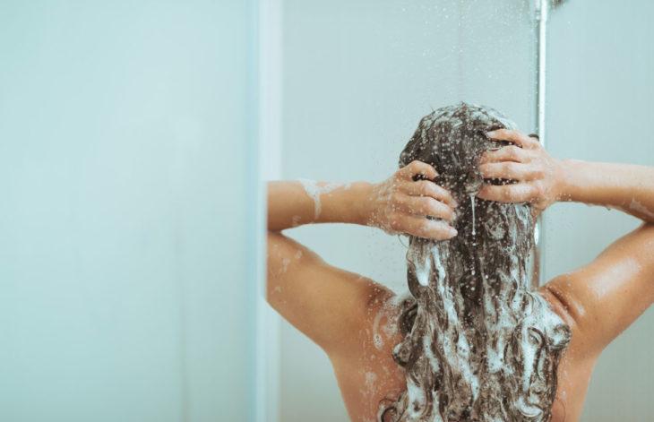 Kuinka usein hiukset tulee pestä?