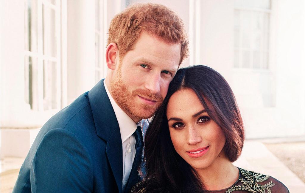 Prinssi Harry ja Meghan Markle ovat tuoreet vanhemmat.