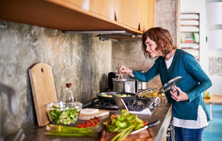 TLC-dieetillä tavoitellaan tervellistä elämäntapaa, ei nopeita tuloksia.