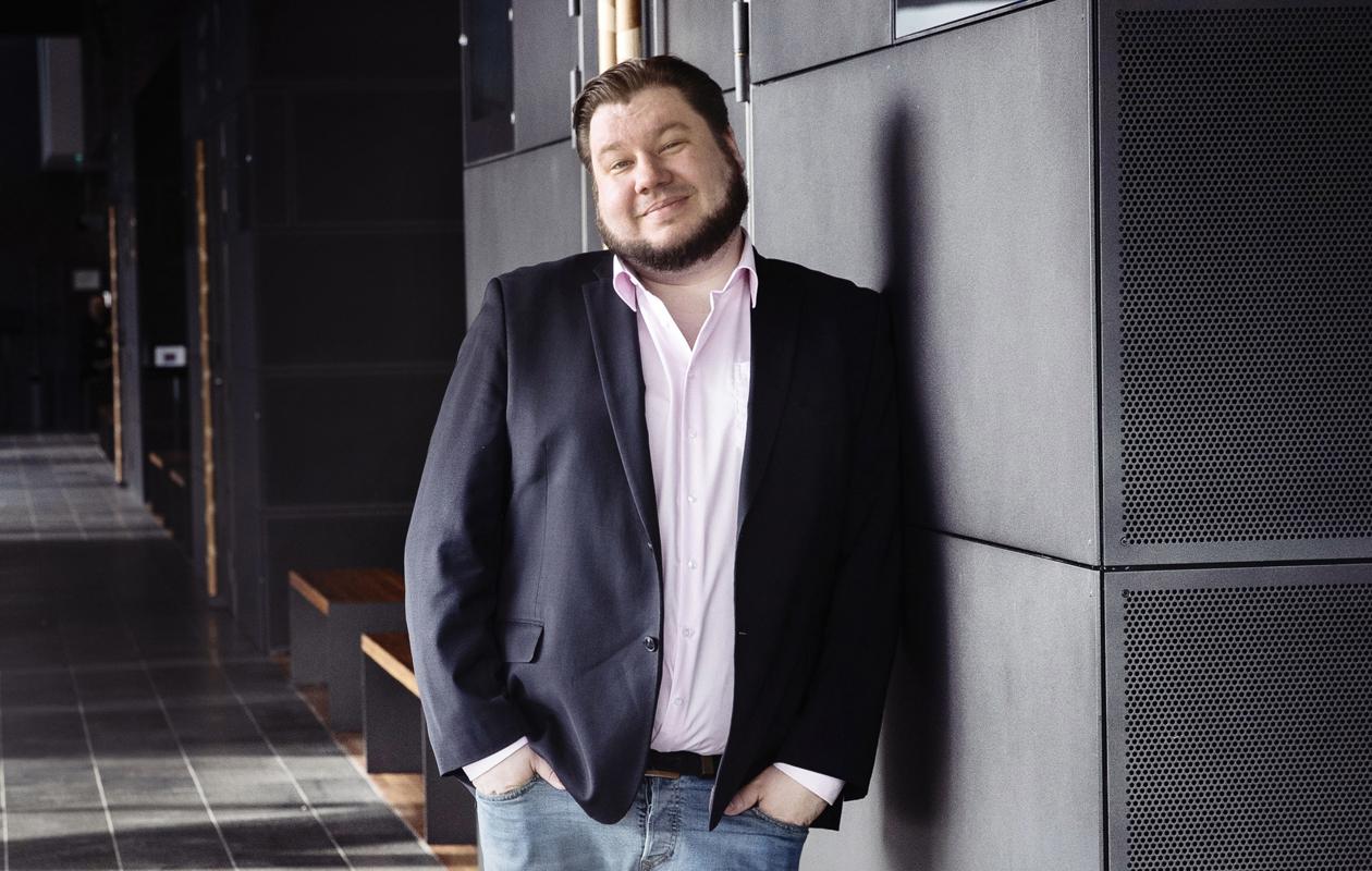 Joonas Berghäll