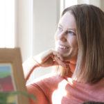 Annu Ohlssonille adoptioon liittyvä valmennus oli perusteellinen matka omaan itseen.