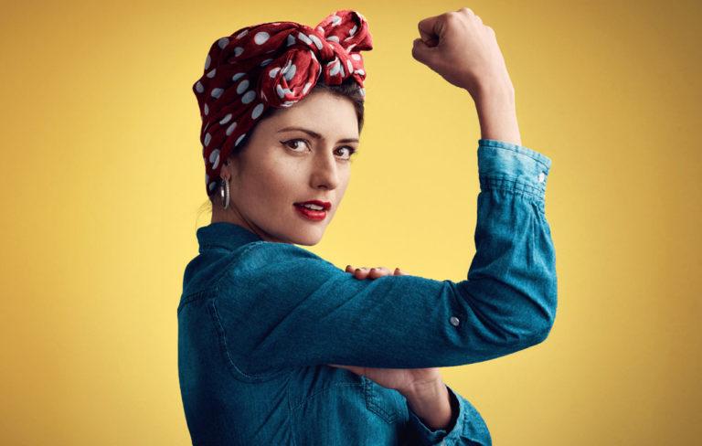 We can do it! Mikä on sinun vahvuutesi, oman elämäsi supervoima?