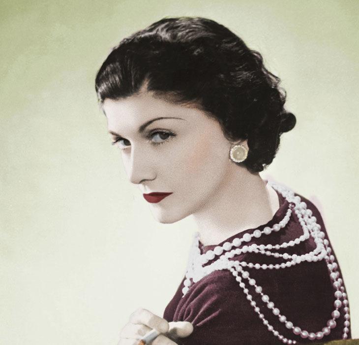 Coco Chanel ja inspiroivat sitaatit