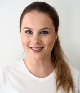 Bloggaaja ja lentoemäntä Hanna Fiskari