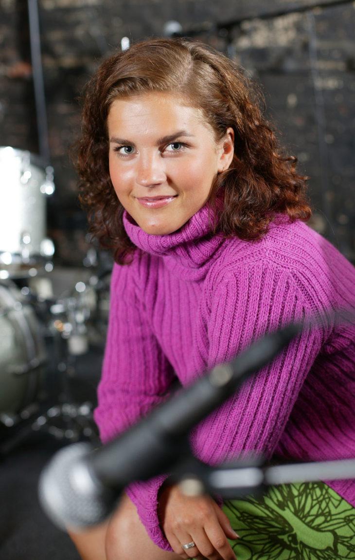 Maria Ylipään hiukset vuonna 2004
