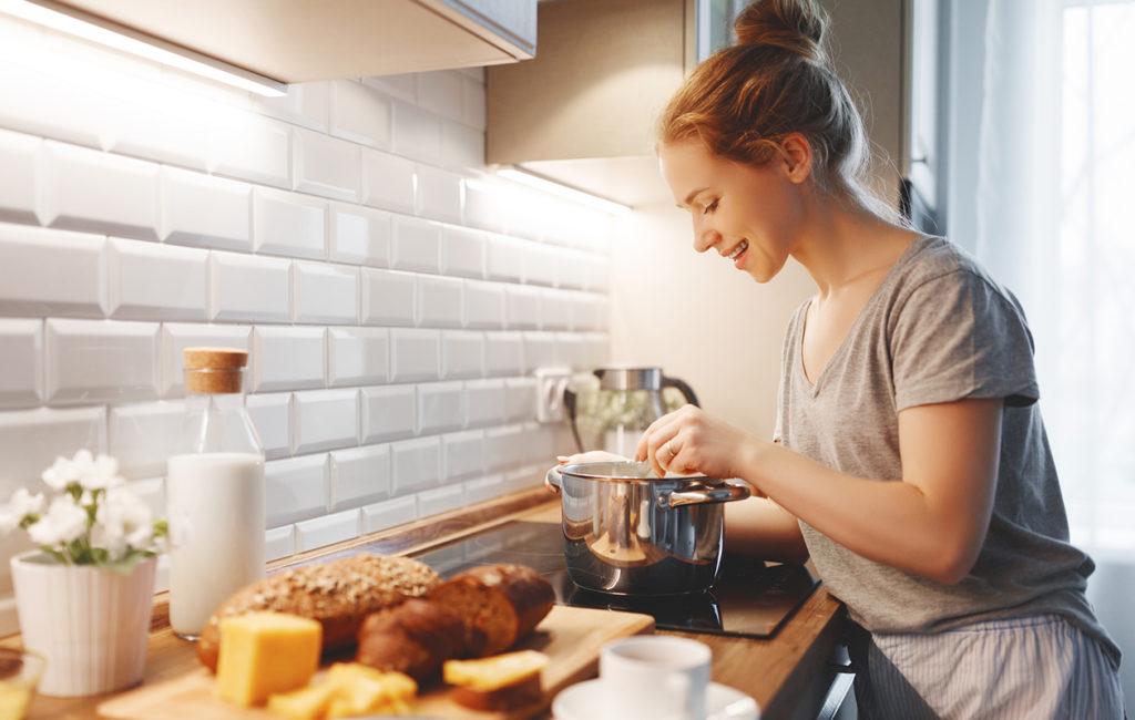 Terveellinenkin puuro voi olla maistuva makuelämys.