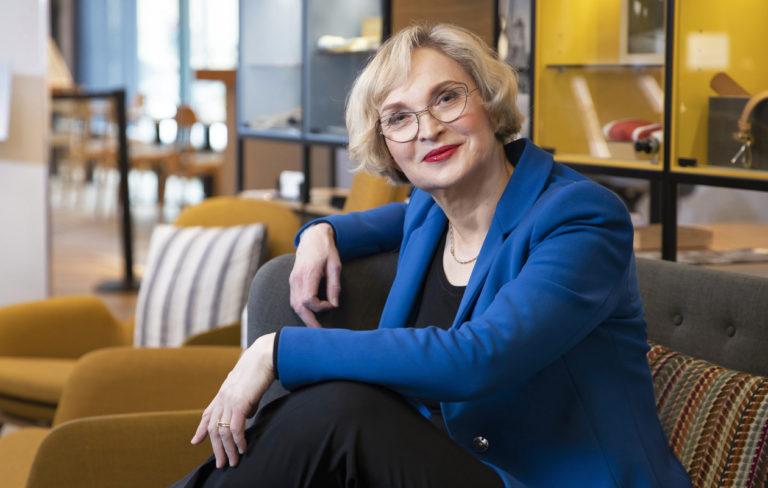 Maija-Riitta Ollila haluaa marssia sinne, mitä on totuttu pitämään nuorten miesten alueena.