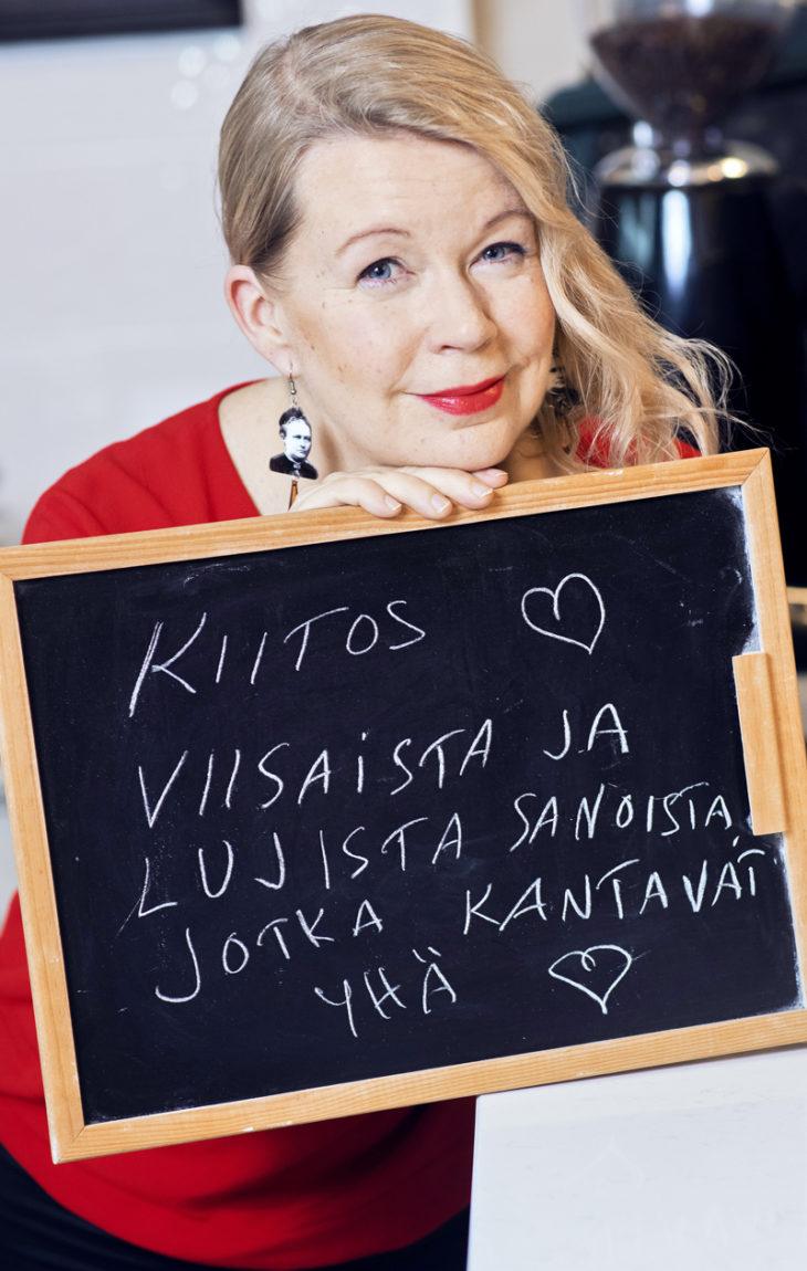 Minna Canth Elina Hirvonen