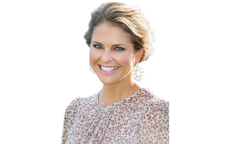 Ruotsin prinsessa Madeleine julkaisee lastenkirjan.