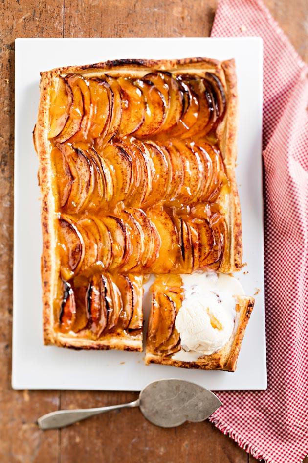 Ranskalainen Omenapiirakka