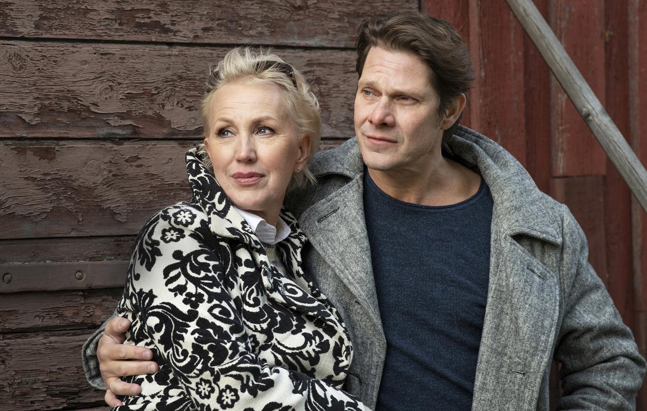Kari-Pekka Toivonen ja Merja Larivaara ovat innoissaan uudesta elämänvaiheestaan.