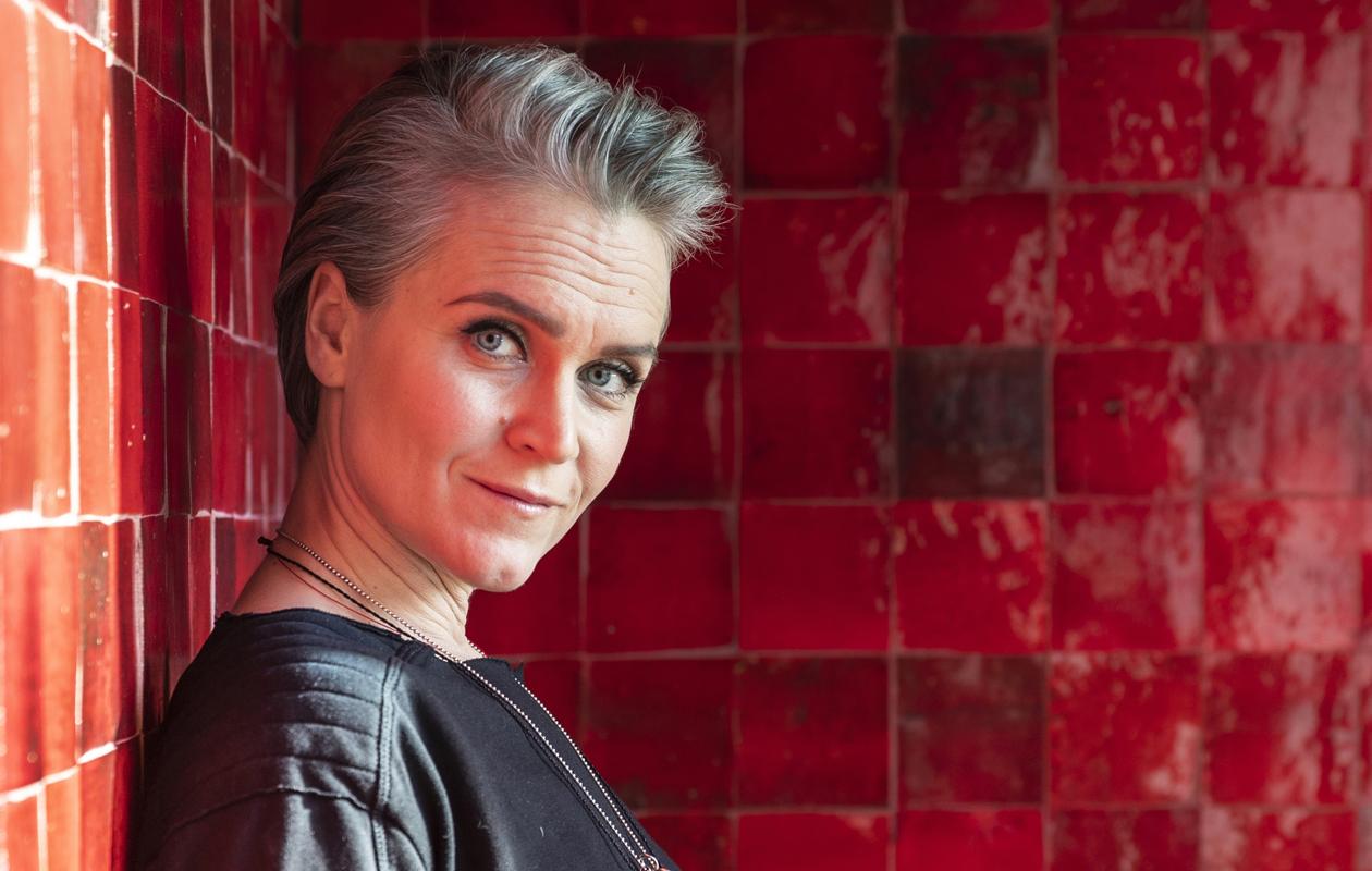 Puolentoista vuoden päästä Kristiina Komulainen on nuorempi konstaapeli Komulainen.