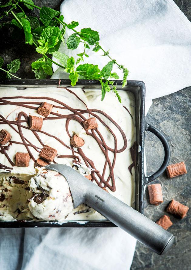 suklaa-pätkisjäätelö